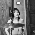 Caitlin Moss Recording at The Village for Burl Audio