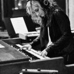 Allison Piccioni recording at The Village for Burl Audio
